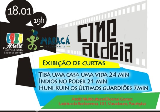 cine aldeia jan 2018