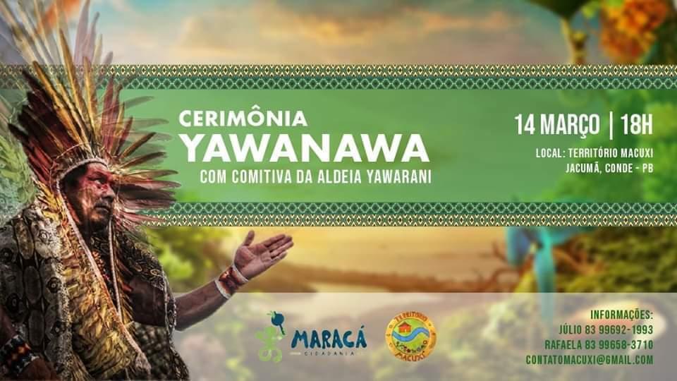 cerimônia yawanawa 2