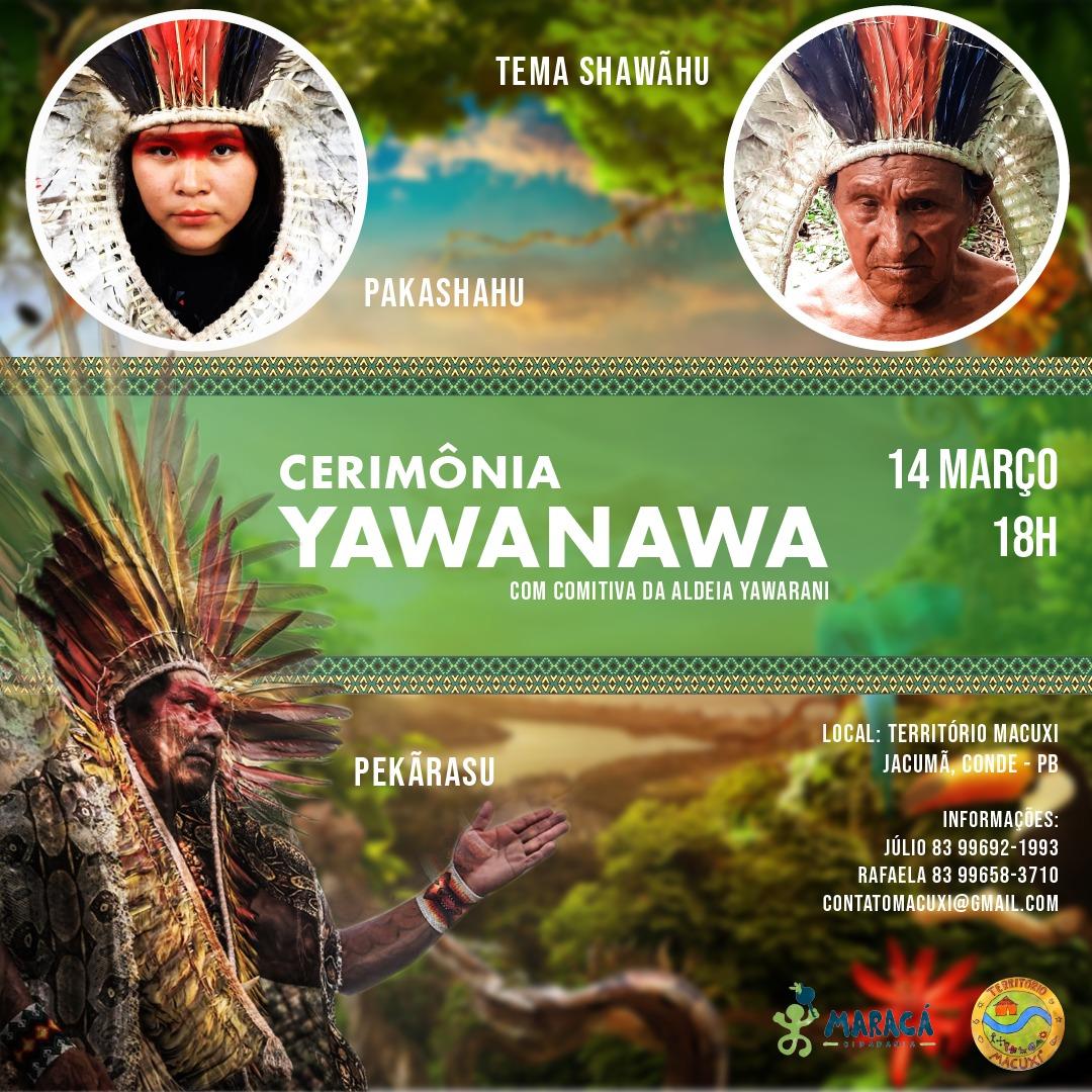 txais yawanawa